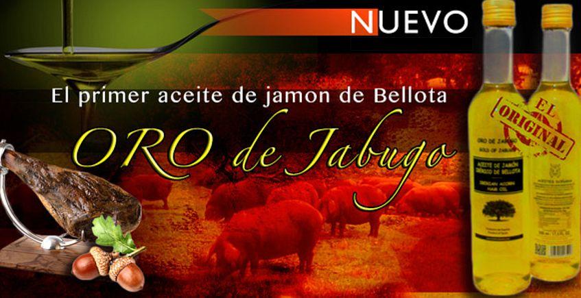 El primer aceite de jamón ibérico se elabora en Mairena del Aljarafe