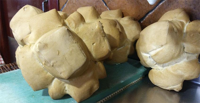 El pan de picos de. Foto: Cosasdecome