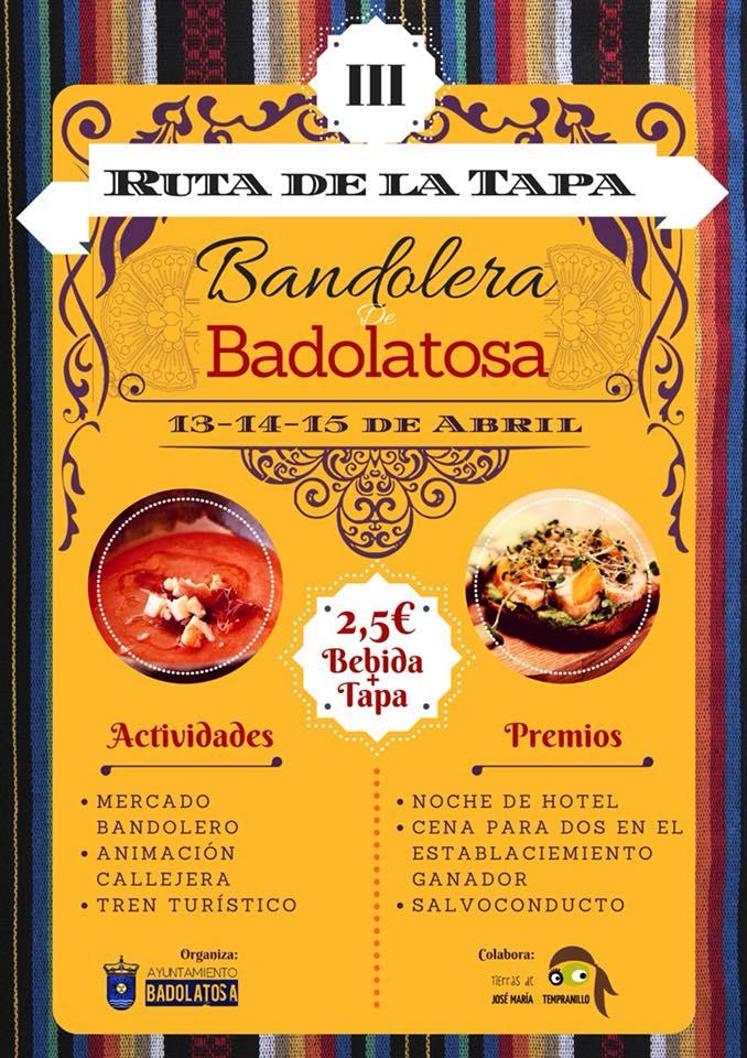 RUTA BANDOLERA