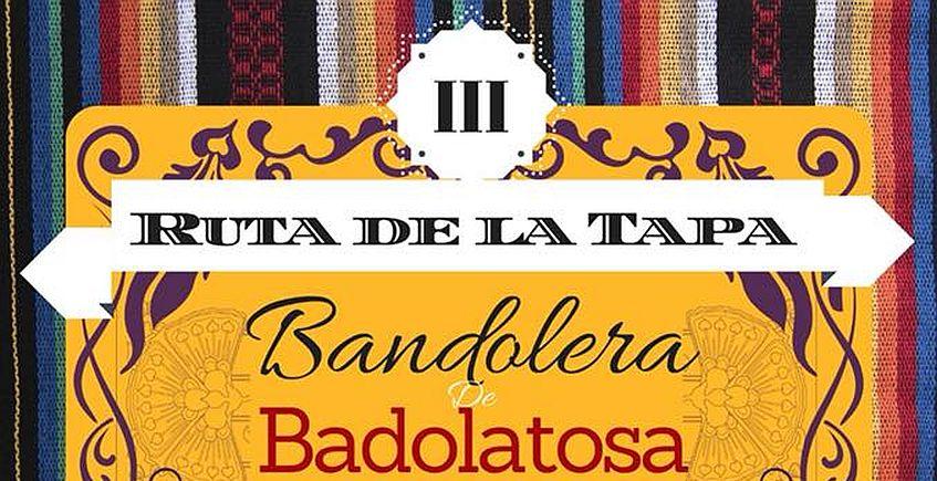 Badolatosa celebrará su Ruta de la Tapa Bandolera del 13 al 15 de abril