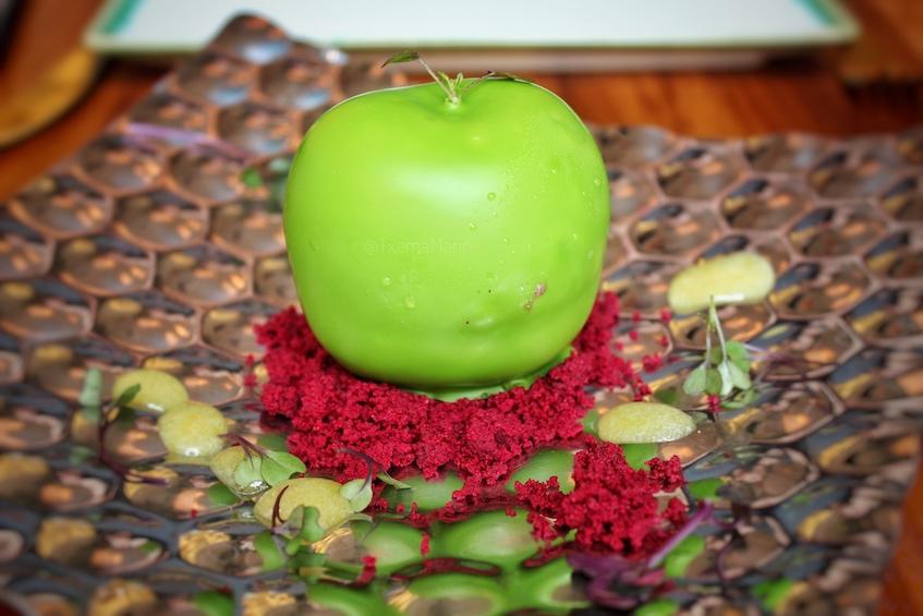 Trampantojo de manzana