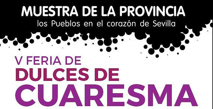 Del 16 al 18 de marzo: V Feria de Dulces de Cuaresma en Diputación
