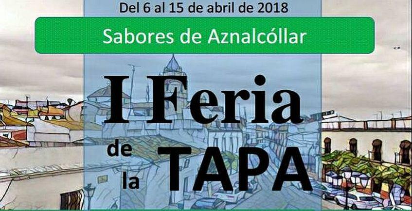Aznalcóllar celebrará su primera Feria de la Tapa con el precio a un euro