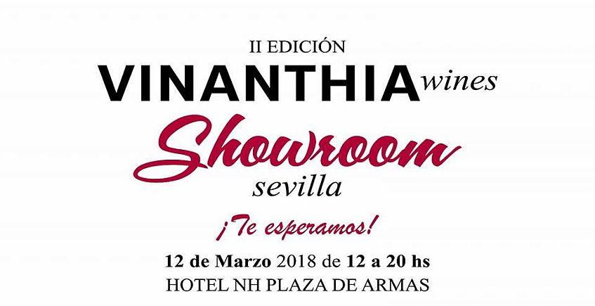 La segunda edición de Vinanthia Wines se celebra el 12 de marzo