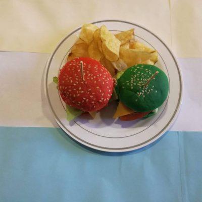 Bar La Sociedad: Caprichos de mini hamburguesas