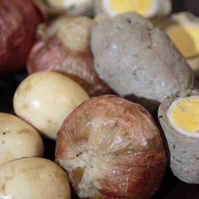 El plato se basa en una antigua receta.