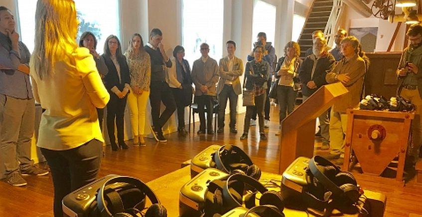 Alcalá de Guadaíra desentierra y revive virtualmente sus molinos panaderos