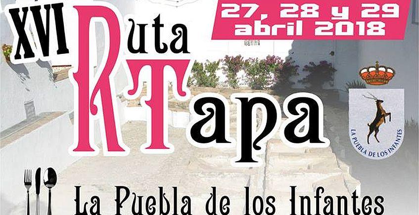 La Puebla de los Infantes celebra su Ruta de la Tapa del 27 al 29 de abril
