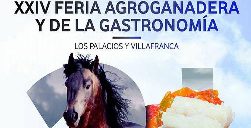 Los Palacios y Villafranca dedica su feria agroganadera a la Gastronomía