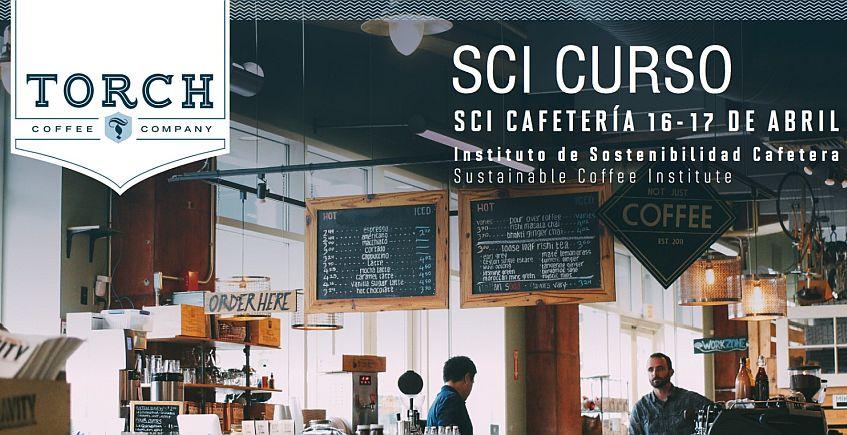 Curso para abrir una cafetería en Torch Coffee Company