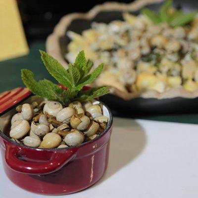El plato se basa en los versos de Machado