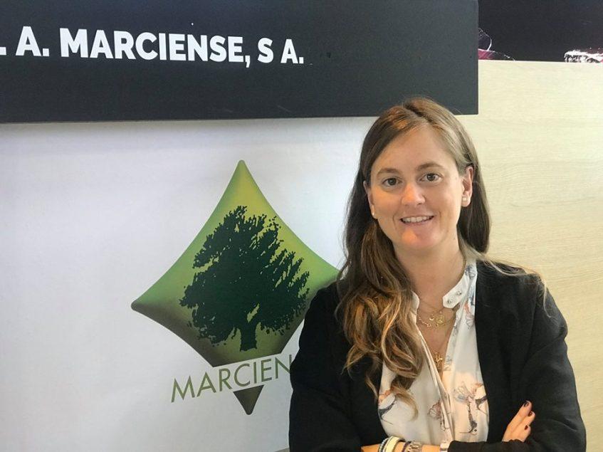 Patricia Ponce, directora comercial de aceitunas La Sevillana. Foto: Cosas de Comé