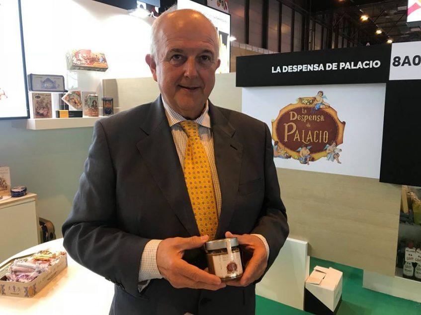 Antonio Rivero, fundador y director general de la Despensa de Palacio. Foto: Cosas de Comé