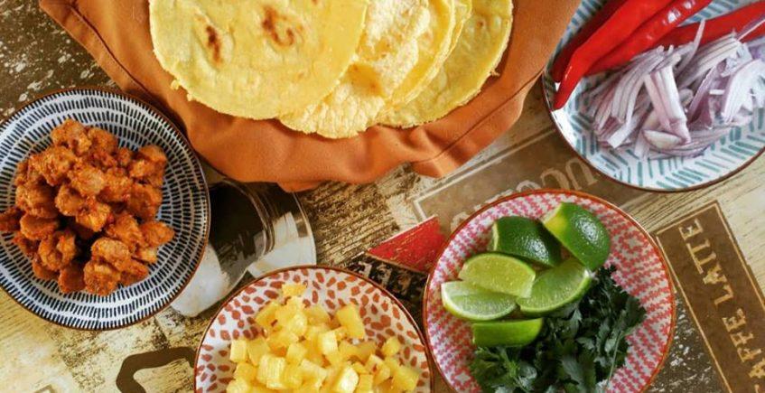 Taller de cocina mexicana saludable en Norte Salud