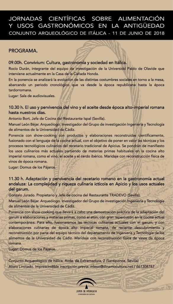 Programa itálica 1