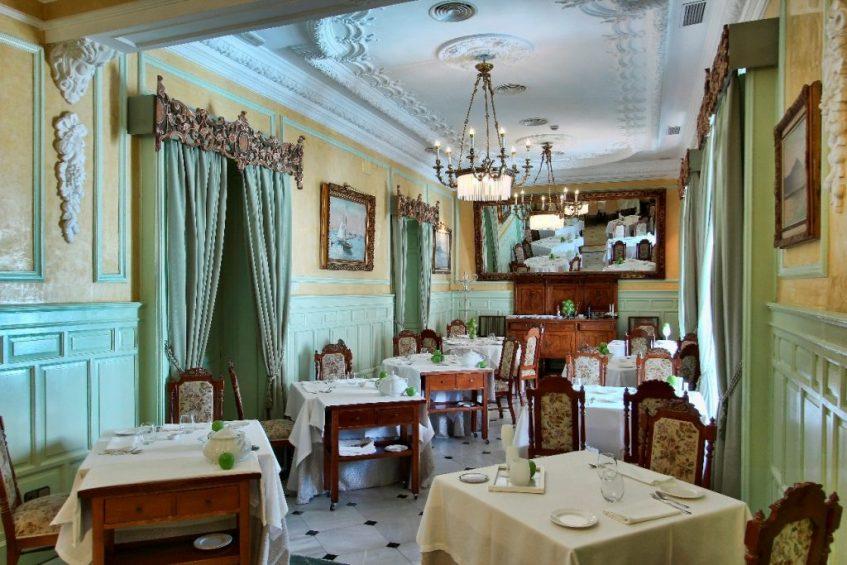 Taberna del Alabardero. Foto cedida por establecimiento