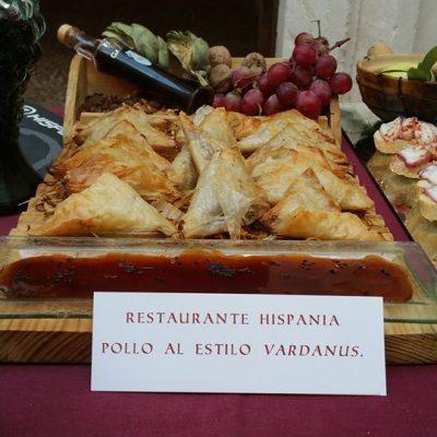 Restaurante Hispania