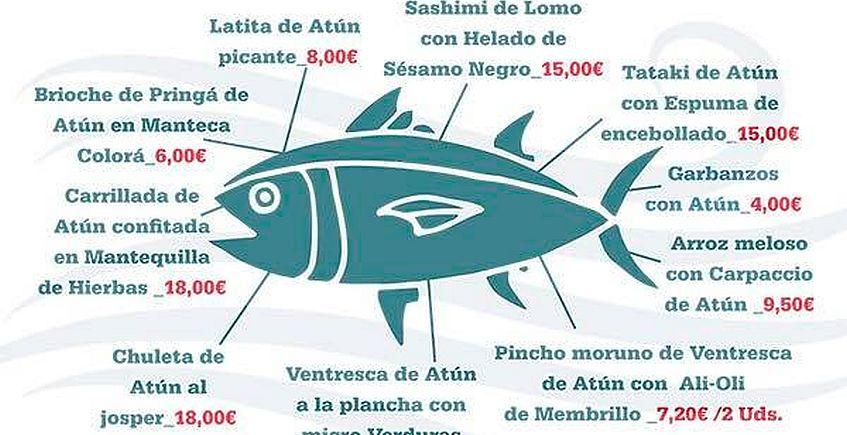 Hasta el 3 de junio: Homenaje al atún en Rocala