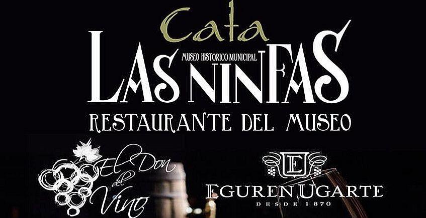 6 de junio: Cata maridaje en Las Ninfas de Écija