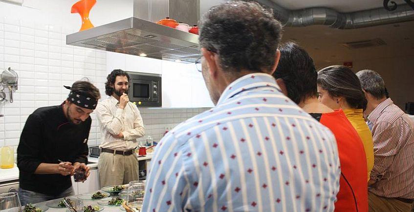 Catas y talleres de cocina de Kök para el mes de junio