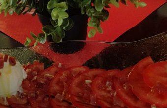 tomate con helado de parmesano847