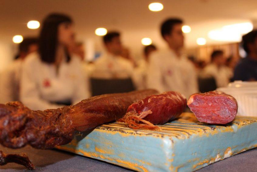 Embutidos marinos de Aponiente. Foto: Cosas de Comé