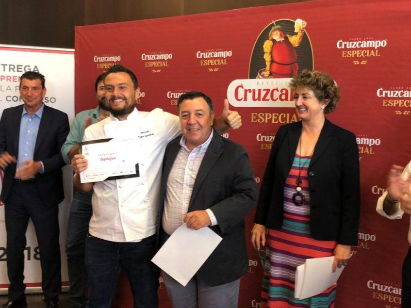 Dani Redondo Reche, chef de Depikofino. Foto: Cosas de Comé