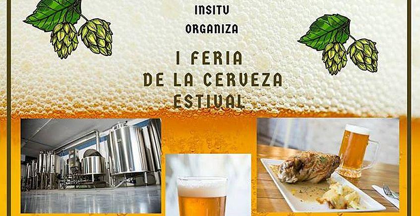 I Feria de la Cerveza Estival en la Cervecería Artesana Insitu de Sanlúcar la Mayor