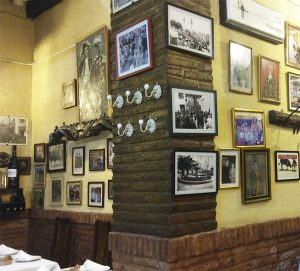 Así es el interior de Er Caserio. Foto: Cosasdecome.