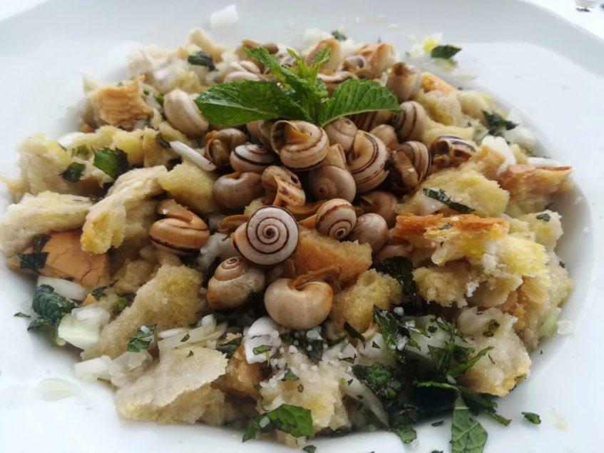 Sopa de caracoles. Foto: Cosas de Comé