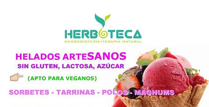 23 de junio y 5 de julio: Talleres de helados caseros en Herboteca Natural