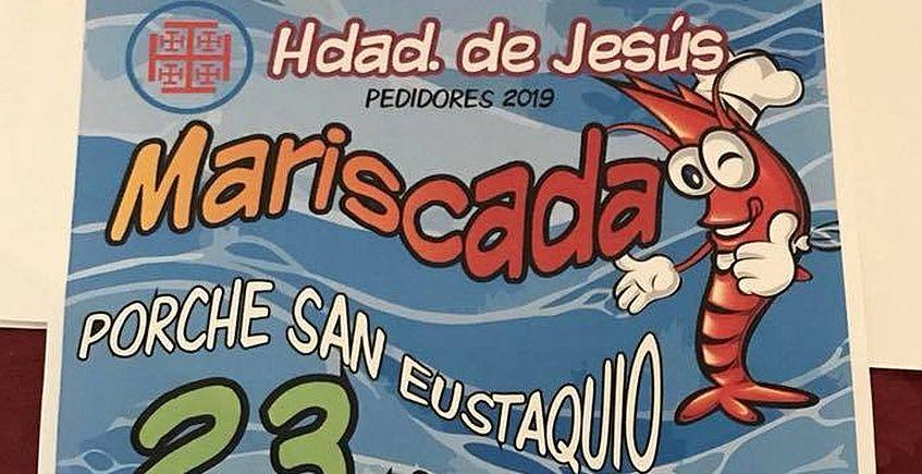 23 de junio: Mariscada de la Hermandad de Jesús de Sanlúcar La Mayor