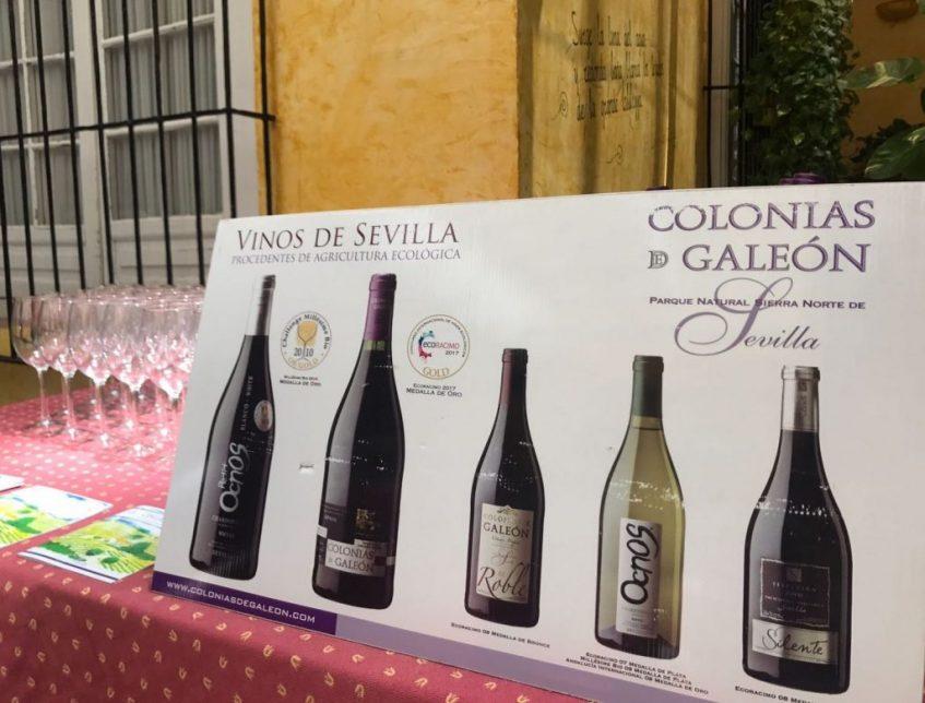 Asociación de Vinos y Licores de la Provincia de Sevilla. Foto cedida por la organización