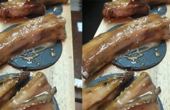 Cordero de la Sierra de Sevilla laqueado en Lalola Taberna Gourmet. Foto: Cedida por el establecimiento