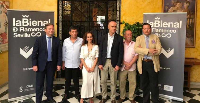 Gastronomía flamenca para la Bienal