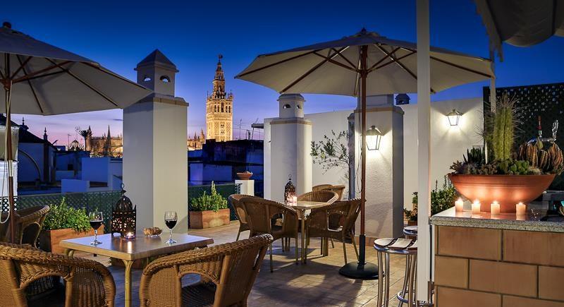 Cata gratuita de vinos de Sevilla en el hotel Murillo
