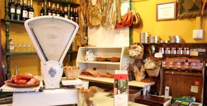 Jornadas del lechazo churro en la Abacería de San Lorenzo
