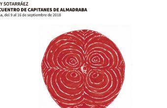 Detalle del cartel del encuentro de capitanes de almadraba de Isla Cristina 2018