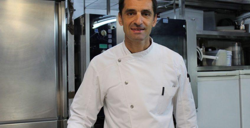 Degustación de platos andaluces reiterpretados Julio Fernández Quintero de Abantal
