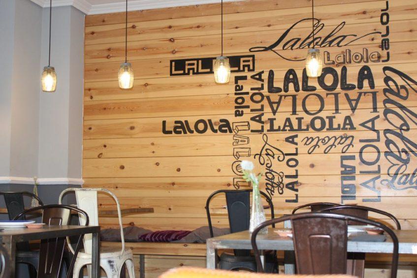 Salón de Lalola. Foto: Cosas de Comé