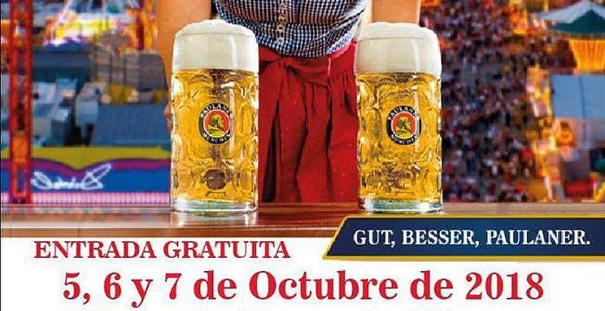 Del 5 al 7 de octubre, Fiesta de la cerveza de la Hermandad de los Gitanos de Utrera
