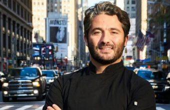 El cocinero Jaime Guardiola