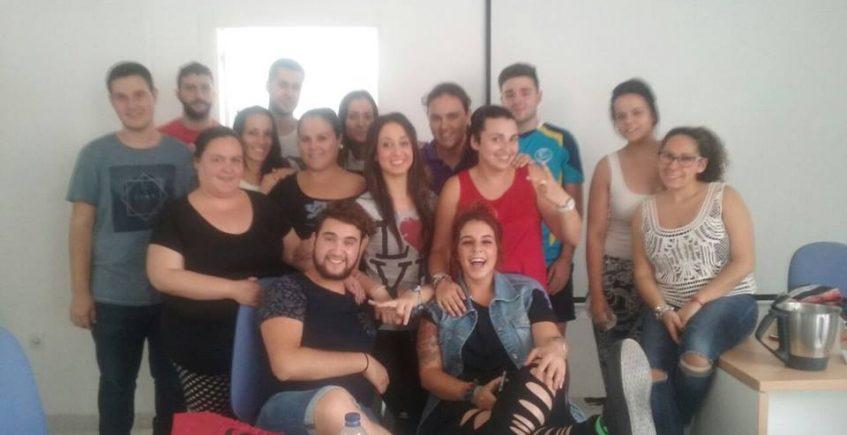 Curso de repostería creativa en La Algaba