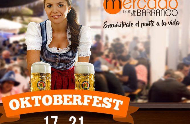 Hasta el domingo 21 de octubre, Fiesta de la Cerveza en el Mercado Lonja del Barranco