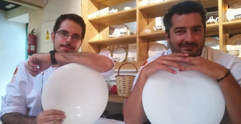 Ispal presenta sus menús degustación basados en la cocina sevillana