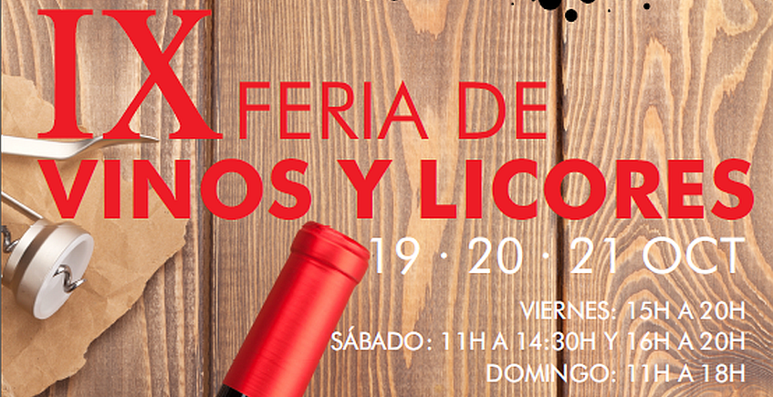Feria de Vinos y Licores en el Patio de Diputación