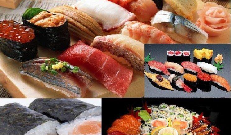 Curso de sushi en Bollullos de la Mitación