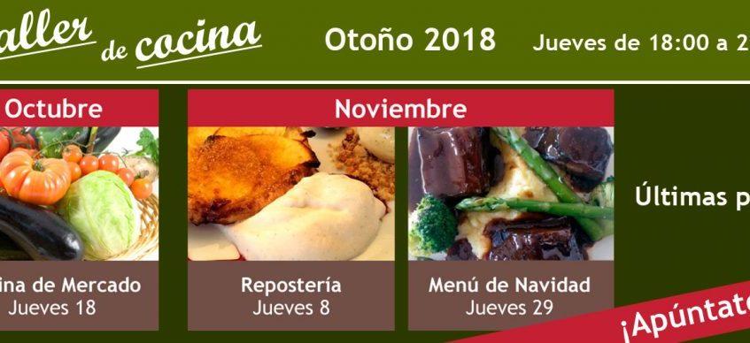 Talleres en el Mercado de Enma de Mairena del Aljarafe