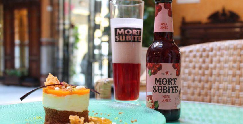 La Taberna del Alabardero y Cruzcampo presentan el menú de los muy cerveceros