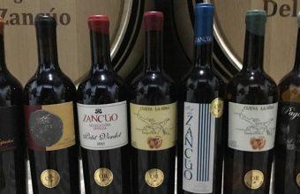 Los vinos de bodegas Margarita. Foto: Cosasdecome
